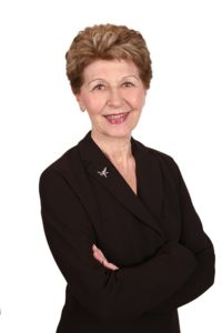 Barbara Feigin, Chair of the Nominating-Governance Committee for the Whitman College Board of Trustees.
