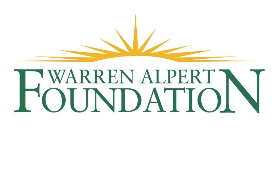 Warren Alpert Foundation
