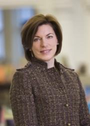 President of Wilson College, Barbara Mistick.